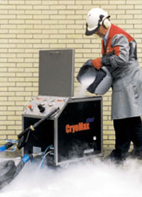 CryoMax®Plus! in actie
